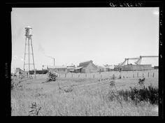 Cotton oil mill. West Memphis, Arkansas 1936