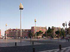 Nizza, Piazza Massena, part.