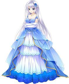 Anime Wolf Girl, Anime Girl Cute, Beautiful Anime Girl, Kawaii Anime Girl, Anime Art Girl, Cute Anime Character, Character Art, Anime Sisters, Cartoon Drawings