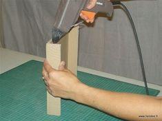 Tuto DIY Fiche pour fabriquer boite en carton - collage couvercle 2 Diy Box, Diy Paper, How To Make, Miraculous, Design, Carton Box, Diy Creative Ideas, Wood, Everything