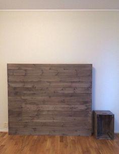 FINN – Sengegavl Boards, Design, Beige, Planks