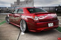 Bagged 300c On Lexani Forged Wheels From Japan - Rides Magazine