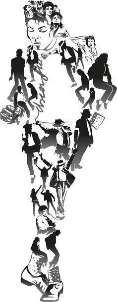 Imagen de michael jackson and king of pop Janet Jackson, Thriller Michael, Michael Jackson Dibujo, Michael Jackson Silhouette, Michael Jackson Party, Michael Jackson Tattoo, Michael Jackson Wallpaper, Hard Rock, Freedie Mercury