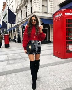 simple winter outfits to make getting dressed easy style inspiration winter 19 ~ thereds.me simple winter outfits to make getting dressed easy style inspiration winter 19 ~ thereds. Winter Outfits For Teen Girls, Simple Winter Outfits, Winter Fashion Outfits, Look Fashion, Teen Fashion, Autumn Fashion, Winter Fashion Styles, Latest Fashion, Fashion Ideas