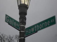I think I found Gale's house...