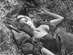 """Vould you like a roll in zhe hay??"" Teri Garr (Young Frankenstein)"