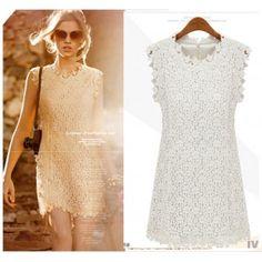 Fashion Star Loves Lace Dress