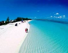 Grace Bay in the Turks and Caicos One of the most beautiful beaches in the world