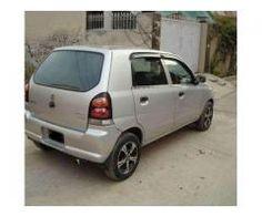 Suzuki Alto silver Color Powerful Engine Available For Sale In Karachi