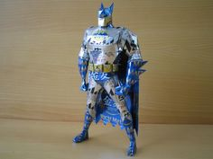 All Empty Can Recycling Should Be As Awesome As Makaon's Superhero Sculptures [Art]