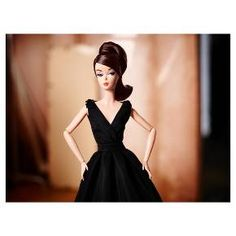 •This fashion doll can easily be cleaned with a damp cloth<br>•This fashion doll includes small parts, caution is advised<br>•Great for ages 18 years and up<br><br>Kids everywhere will spark their imagination and play out their stories with this fashion doll from Barbie, ideal for kids 18 years and up that love fashion and beauty.