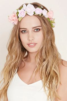 Flower Crown Headband #accessorize