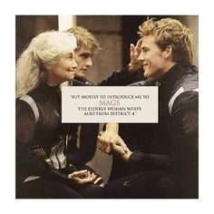 finnick and mags