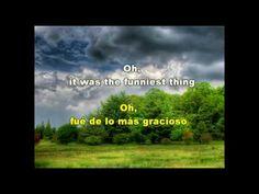 ▶ Dennis Yost & The Classic IV - You Tube   The Funniest Thing (Lyrics)