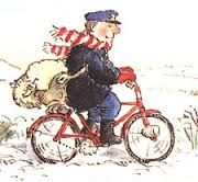 The Jolly Christmas Postman - Janet and Allan Ahlberg Cheap Books Online, Buy Cheap Books, Jolly Christmas Postman, Christmas Fun, Literary Characters, Going Postal, Christmas Characters, Book People, Children's Picture Books