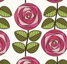 print & pattern: DESIGNER - mercedes cortes Textures Patterns, Fabric Patterns, Print Patterns, Textiles, Doodle Patterns, Flower Doodles, Pattern Illustration, Painting For Kids, Illustrations
