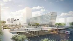KCAP wins RER E station competition