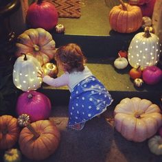 pumpkin inspiration.