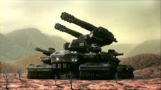 UEF T5 Mobile Artillery by Avitus12 on deviantART