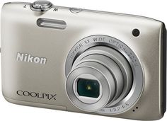Super Affordable, Super Performance! Buy Nikon Coolpix S2800 - 20.1MP, 5x Optical Zoom Camera for Rs 4,799 at  Amazon India  The stylish and slim COOLPIX S2800 turns fun family moments into beautiful memories you can cherish forever. Capture every detail with ultra-sharp 20.1-megapixel photos, or capture every sight and sound with dazzling HD video that can be played back on a compatible TV.  #Nikon #Coolpix #Camera #Shopping #India #Amazon #Deals #Offers