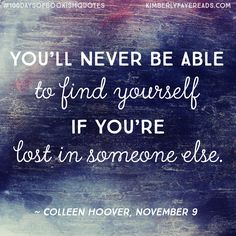 #100DaysofBookishQuotes Some Quotes, Quotes To Live By, Colleen Hoover Quotes, Book Hangover, Favorite Book Quotes, Book Works, Lyric Quotes, Qoutes, Book Fandoms