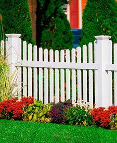 Vinyl Fence Panels | Wholesale Vinyl Fencing: A Vinyl Fence and