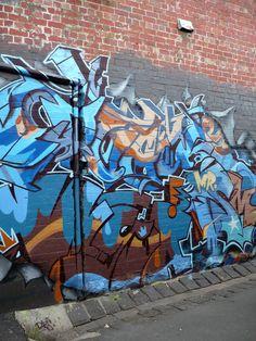 Johnston St. Street Art    Street art from Melbourne