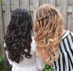 Cute hairstyles ^-^ really cute