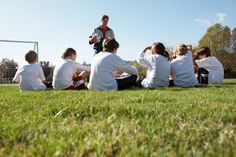 Coaching Youth Soccer - Drills and Key Points!