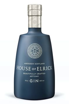 Croxsons designs 'distinctive' bottle for new premium gin brand - Jehu Rhoades Alcohol Bottles, Liquor Bottles, Vodka Bottle, Premium Gin, Whisky, Best Gin Cocktails, Gin Bar, Slingsby Gin, Glass Packaging