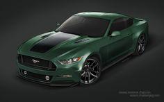 2015 Mustang Body Kit Fun - Page 5 - 2015+ S550 Mustang Forum (6th Generation Platform) - Mustang6G.com