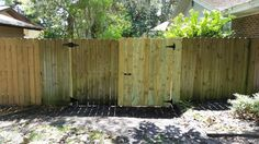 Single gate to double gate install
