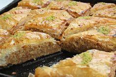 Cake beans (with ready stuff) - Nutella 2019 Nutella, Baklava Recipe, Frijoles, Chips, Tortilla, Arabic Food, Turkish Recipes, Banana Pudding, Desert Recipes