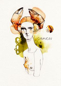 Los dibujos de Ekaterina Koroleva | OLDSKULL