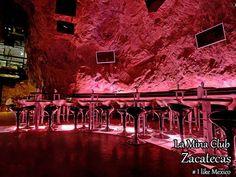 La mina, Zacatecas