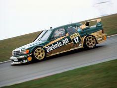 Mercedes Benz 190 Evo II DTM race car