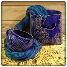 Got the blues? We can help! Whether your knitting or crochet has you down or you just can't find the perfect gift for your yarn-loving friend HaldeCraft has something that can help. ;-)