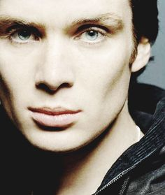 Cilian Murphy - Those eyes... O.o W-wait what was I talking about?