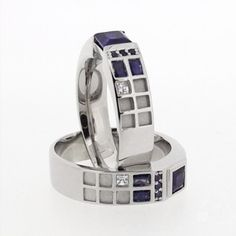 I kinda need this for my bday or Christmas... Doctor Who inspired Police Box Ring - High End Geek Jewerly