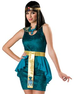 teen girls egyptian princess jewel teen girls halloween costume outfit set s l ebay