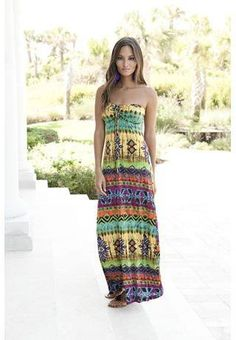 I own this and LOVE it :) Perfect summer dress