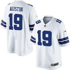 dd87d68176a NFL Men s Nike Dallas Cowboys  19 Miles Austin Limited White Jersey  89.99  Dallas Cowboys Shirts