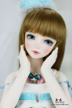 BoHe, 44cm MYOU Doll Girl - BJD Dolls, Accessories - Alice's Collections