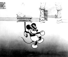 Mickey Mouse turns 85 years old on Nov. 18, 2013. The animated mouse first appeared in 1928 on the screen of the Colony Theatre at New York City. The film, Walt Disney's Steamboat Willie, was the first animated cartoon talking picture.
