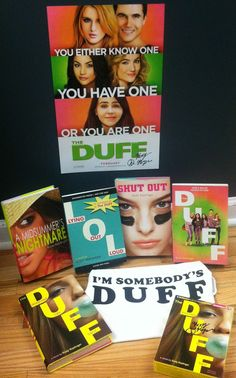 @PageTurnersBlog: #TheDUFF Prize Pack #Giveaway