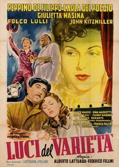 LUCES DE VARIETÉ (1950)
