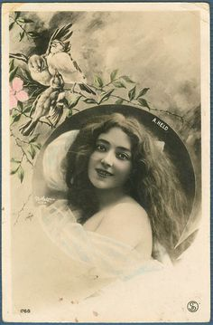 Anna Held suggested the format for what would eventually become the famous Ziegfeld Follies in 1907, & helped him establish the most lucrative phase of his career.  In 1909 he began an affair with the actress Lilliane Lorraine; Held remained hopeful that his fascination would pass & he would return to her, but instead he turned his attentions to another actress Billie Burke, whom he would marry in 1914. Leopold Reutlinger