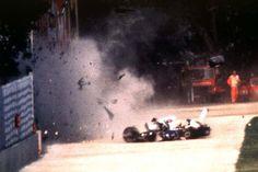 Mort d'Ayrton Senna - Imola - 1994