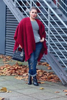 Plus Size Fashion - http://luziehtan.de/