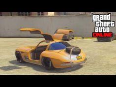 TUNEANDO BENEFACTOR STIRLING GT - Gameplay GTA V Online DLC Dinero Sucio - YouTube
